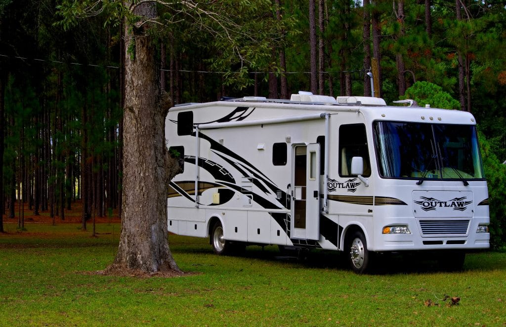 different types of rv