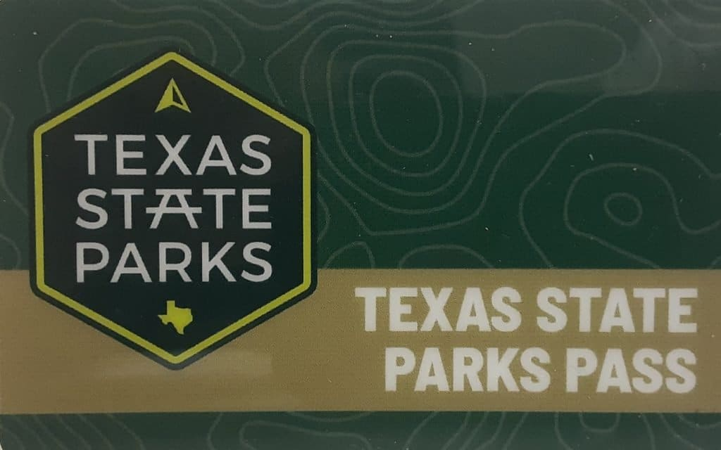 Texas State Parks Pass