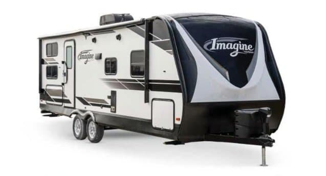 Travel Trailer for Couples