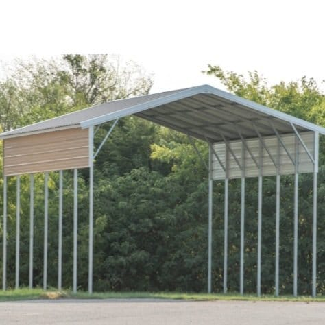 Free Standing RV Cover